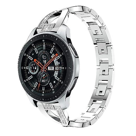 InSense Watch Bands for Samsung Galaxy Watch -Women 22mm ...