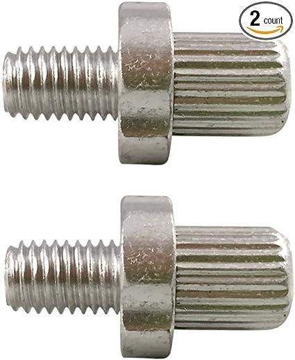 Brake Cable Lever Adjuster Adjusting Barrel Screw Bike Cycle MTB Housing Black