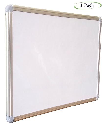 Samaira Sunshine Non-Magnetic Hanging Whiteboard and Blackboard ...