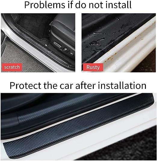 Univerdal Fits Front Row Lattice Moyishi 4pc Set of Solid Color Auto Floor Mats for CarTruckVanSUV