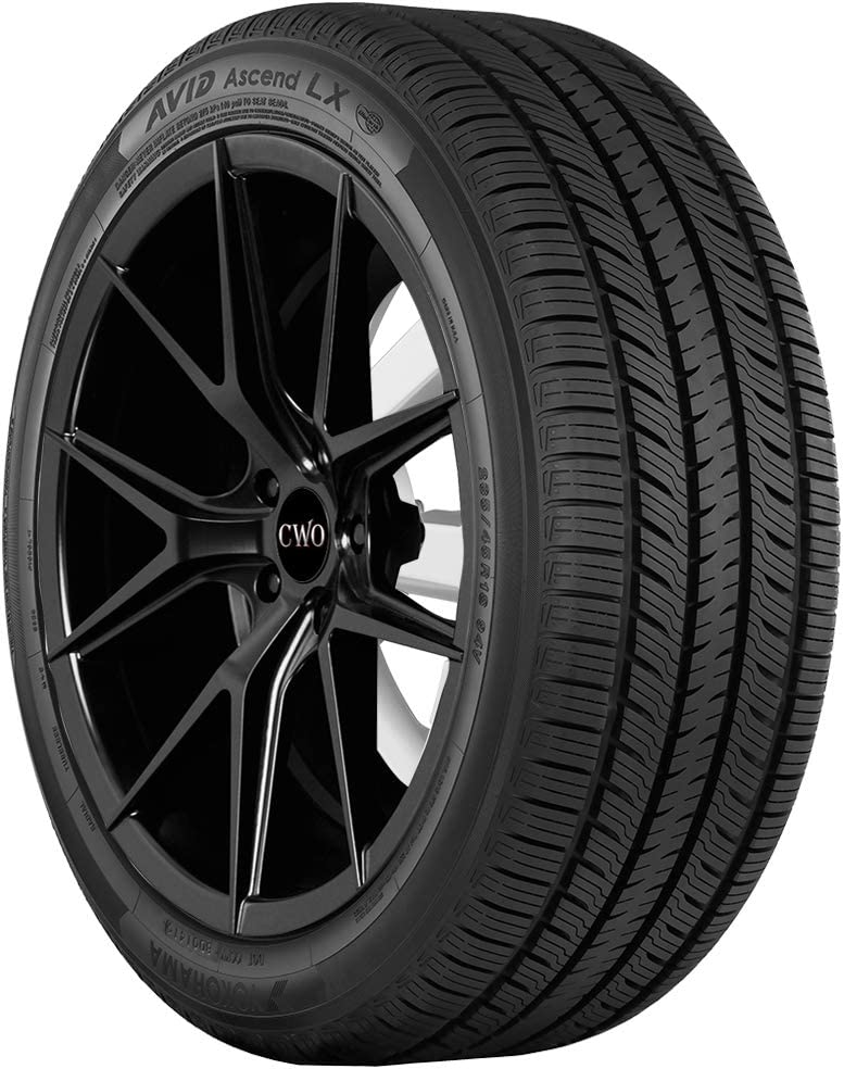 Yokohama AVID Ascend Radial Tire 235//60R18 107H