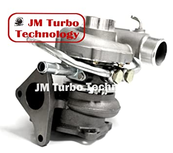 Subaru WRX STI Turbo EJ20 EJ25 OEM Spec repuesto VF48 Turbocompresor Nuevo: Amazon.es: Coche y moto