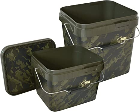 Bucket 17L Feed bucket Bait bucket Bivvy Table