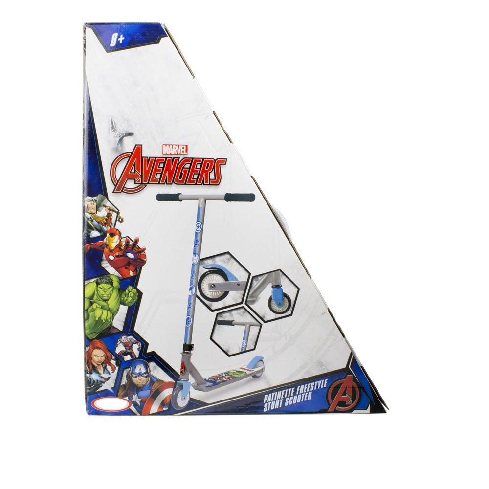 Avengers Patinete 2 Ruedas acrobatico Stunt Darpeje OAVE079 ...