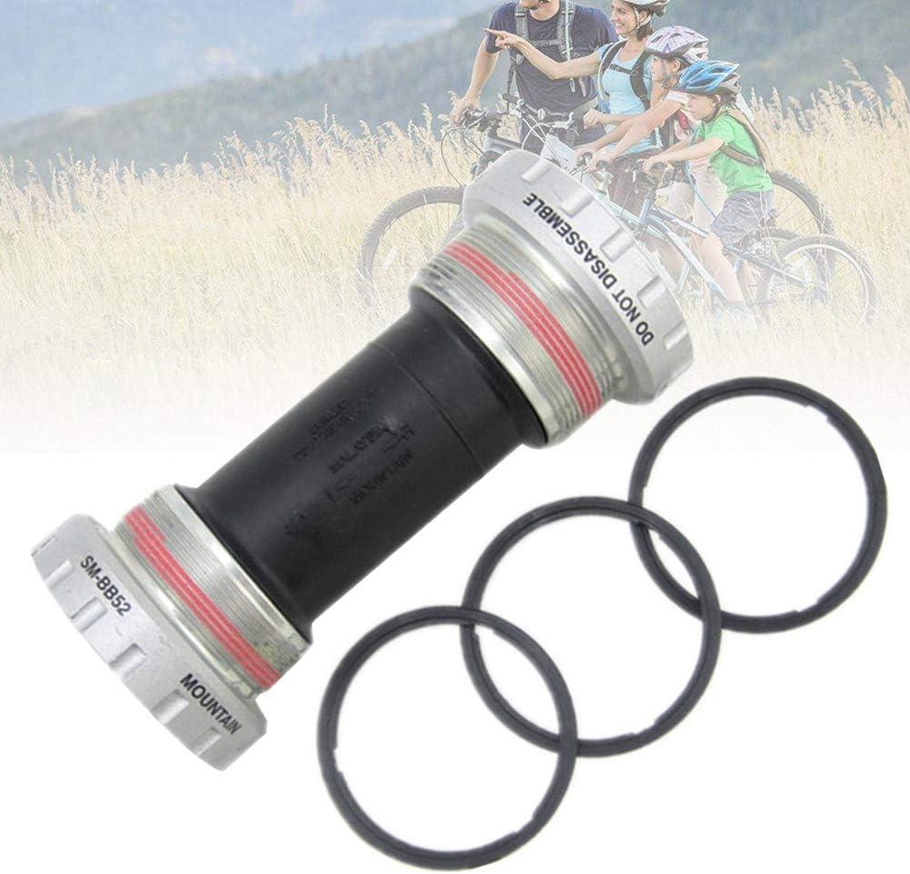 68//73 mm alsu3luy02Ld Soporte inferior para bicicleta de monta/ña Shimano Deore SM-BB52 Hollowtech II