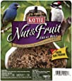 Kaytee Nut And Fruit Seed Treat Bell, 15-Ounce