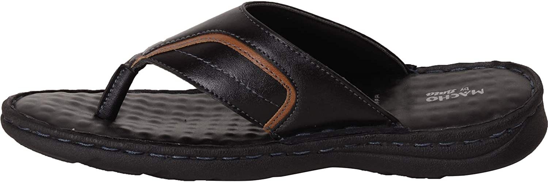 BATA Men Black Trendy Soft Slippers
