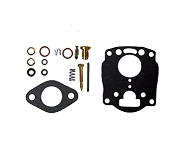 Amazon.com: R0071 - Basic Tractor Carburetor Kit for Marvel ...