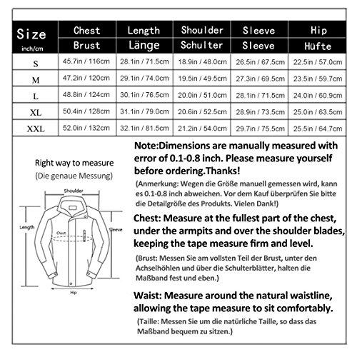 Étanche Extérieure Rouge Impermeable Vestes Sport Veste De À Coupe Randonnée Femme vent Capuche imperméable 8OnnzZqf