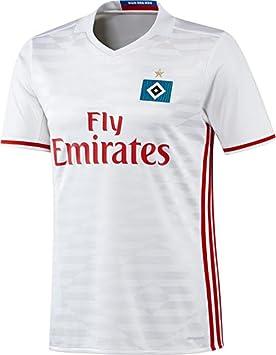 2016 2017 Hamburger SV Camiseta De Johan Djourou Lewis Holtby Alen Halilovic casa fútbol Jersey de