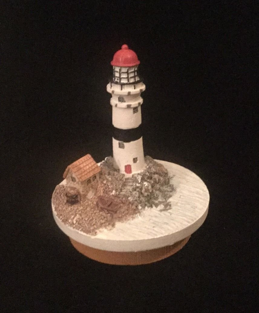 Yankee Candle Lighthouse Jar Topper