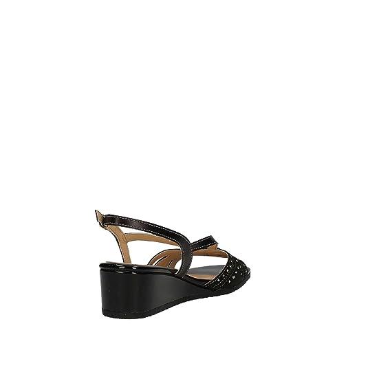 Barato Recoger Una Mejor Las Fechas De Publicación Venta MELLUSO K95036 Sandalo Donna Nero 37 La Mejor Venta Libre Del Envío Colorido APltNFD