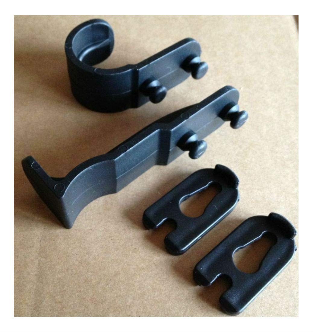 Plastic Latch Set Kit for Solar Group Standard Mailbox Repair by Unknown