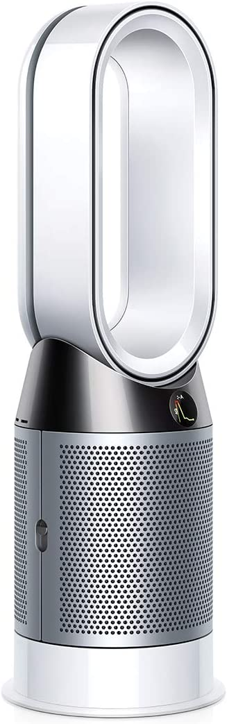 Dyson Pure Hot + Cool Air Purifier, Heater + Fan - HEPA Air Filter, Space Heater and Certified Asthma + Allergy Friendly, WiFi-Enabled – HP04