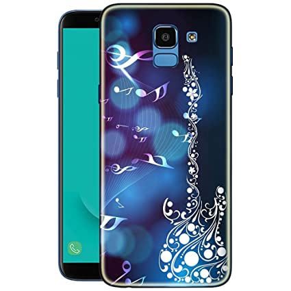 the best attitude 6ec8d 17901 Snazzy Slicone Designer Back Cover for Samsung Galaxy: Amazon.in ...