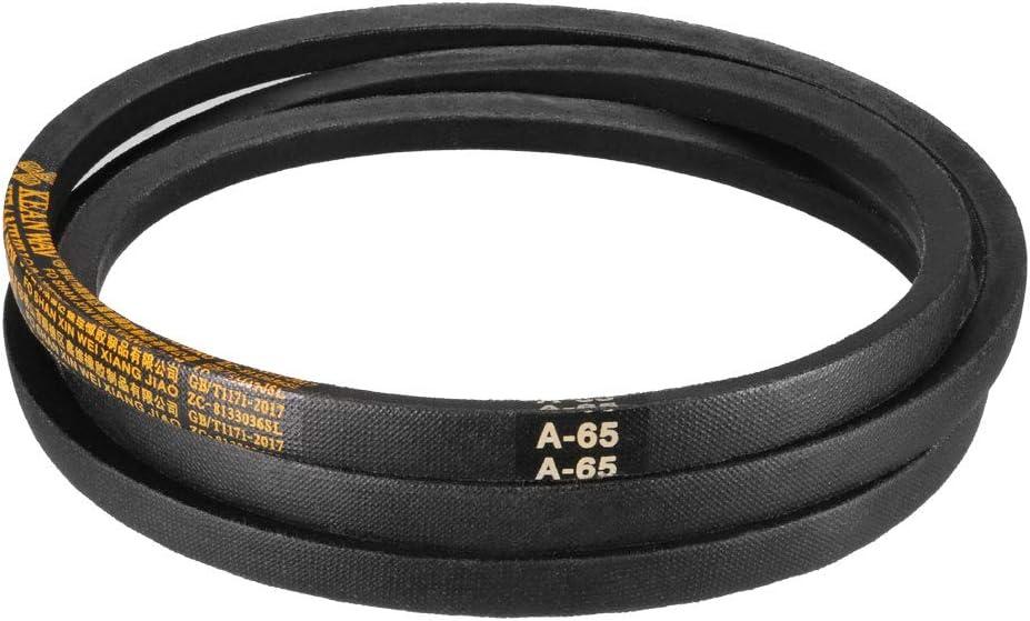 uxcell A-71 Drive V-Belt Girth 71-inch Industrial Power Rubber Transmission Belt