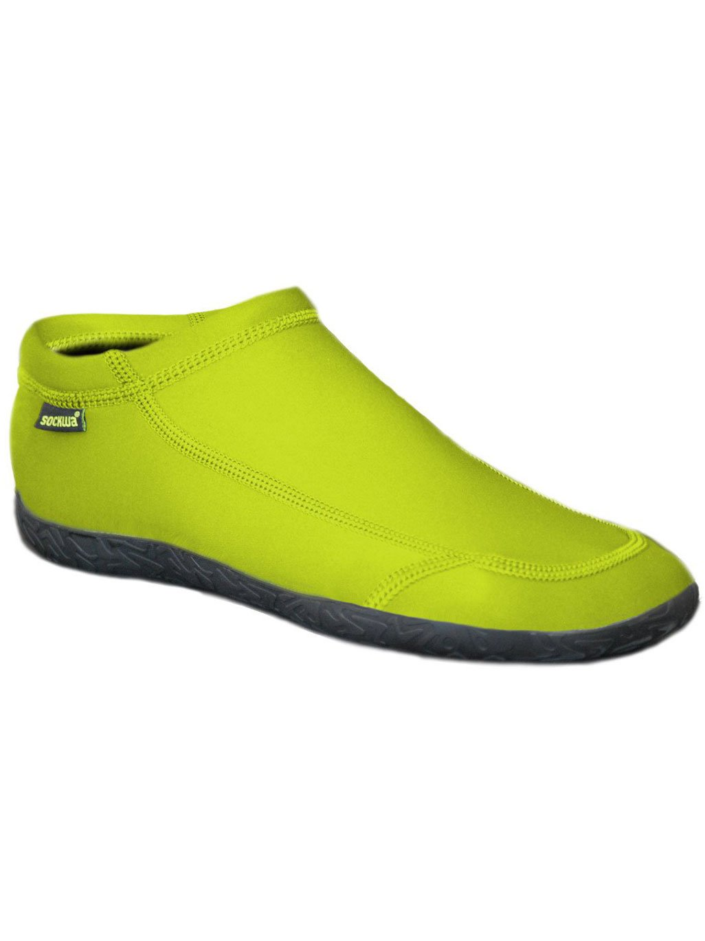 Sockwa G4 Minimal Barefoot Shoes B00F4F0JRK W7/M6|Lime