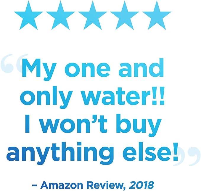 Fiji Water - Agua Mineral Sin Gas - Caja de 6 x 500ml: Amazon.es ...