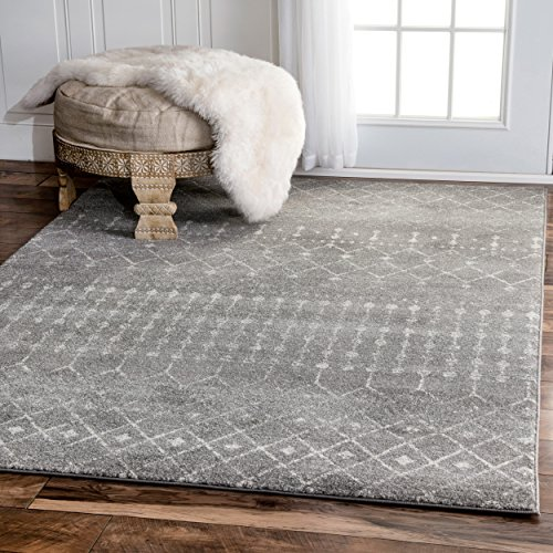 Traditional Vintage Moroccan trellis Rugs product image