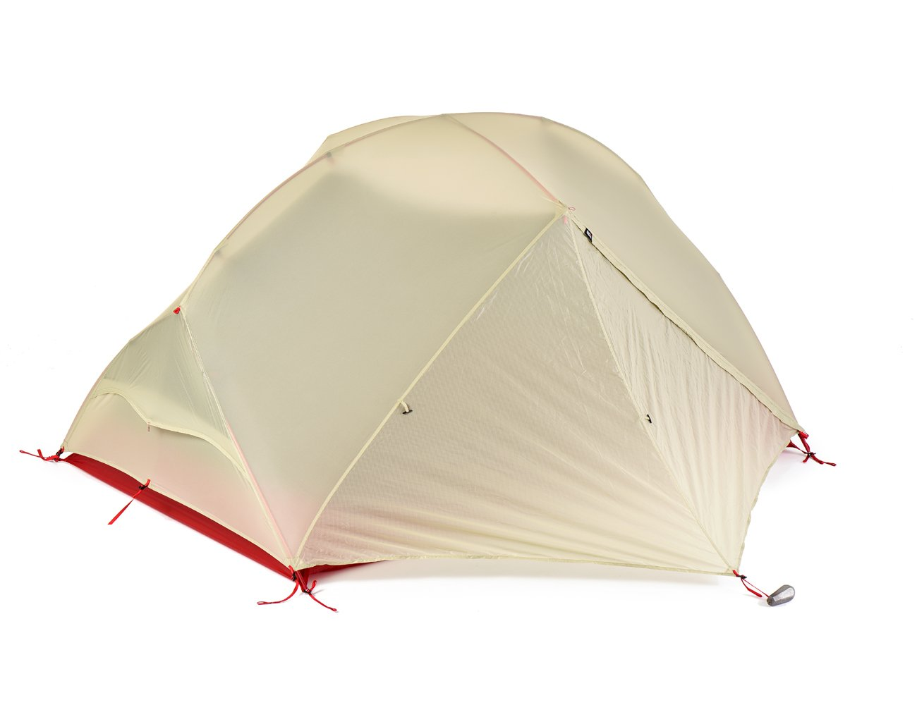 Desert Walker超軽量2人用折りたたみ持ち運び式風防止水防止キャンプテント(四季テント)   B0753B7CTX