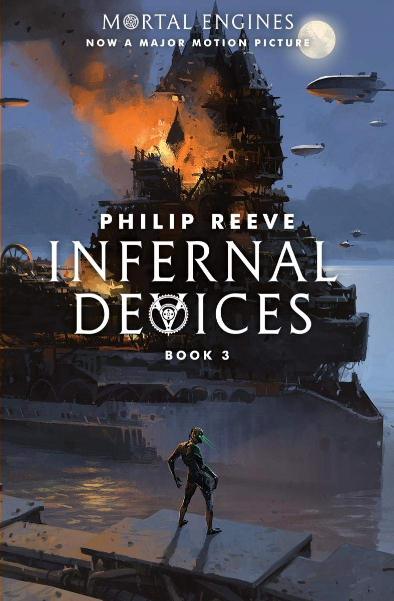 Mortal Engines read order