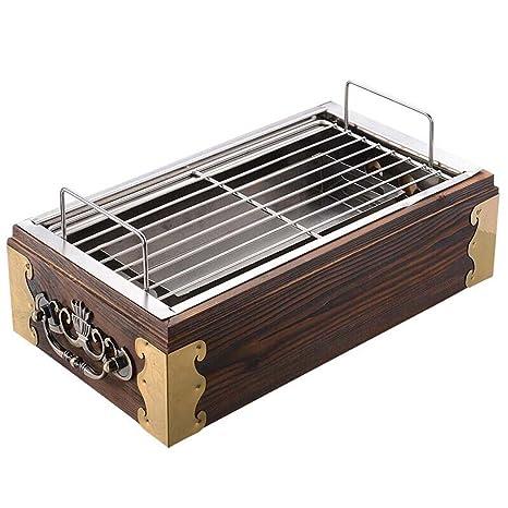 BBQ Yong - Calentador de madera para horno sin humo, para estufa, estufa,
