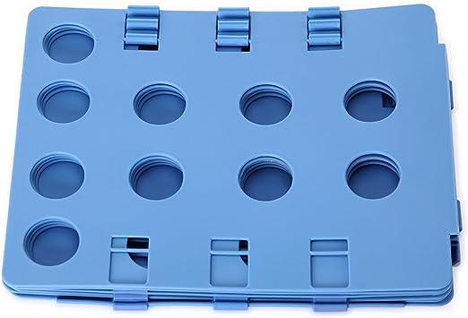 Lidu 5ª generación plegable Tabla para doblar ropa plegable ropa ...