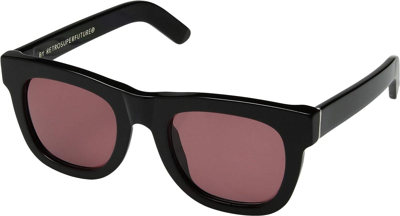 7556474061f52c SUPER by Retrosuperfuture Sunglasses Ciccio Bordeaux 5LI Regular R 50 22  145 NEW  Amazon.fr  Vêtements et accessoires