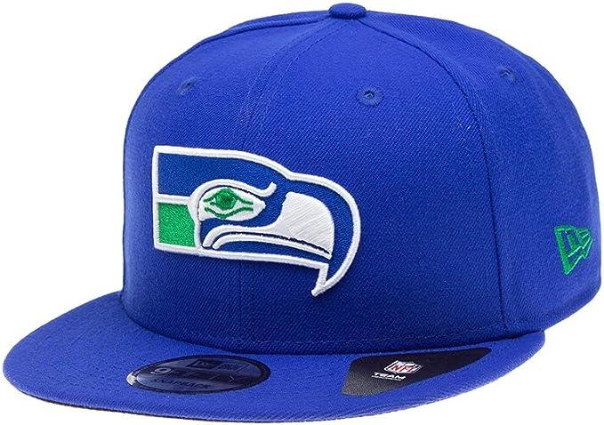 A NEW ERA ERA – Gorra de Seattle Seahawks – Azules NFL Tapa ...