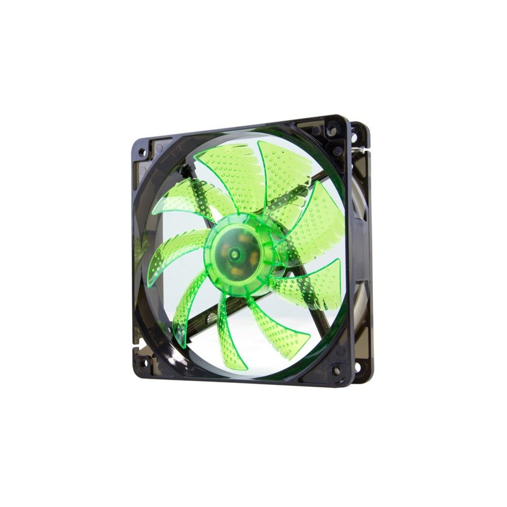 Amazon.com: NOX nxcfan120lg – Case Fan 120 x 120 mm, Green: Computers & Accessories