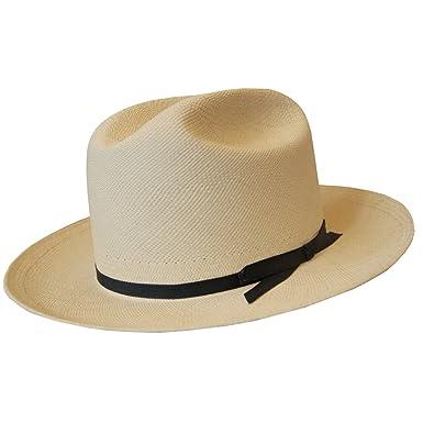 DelMonico Stockman Panama Hat at Amazon Men s Clothing store  450177c169a