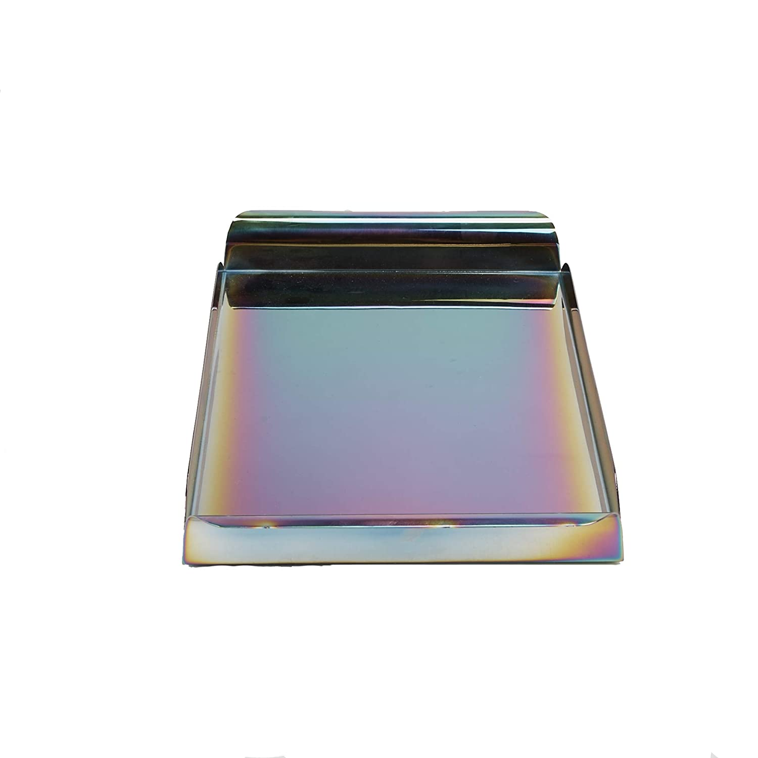 Gold Decorative Rainbow Reflective Finish Pitcher One Size Copper Beverage Multicolor Mind Reader RAINPITCH-ASST Stainless Steel Water