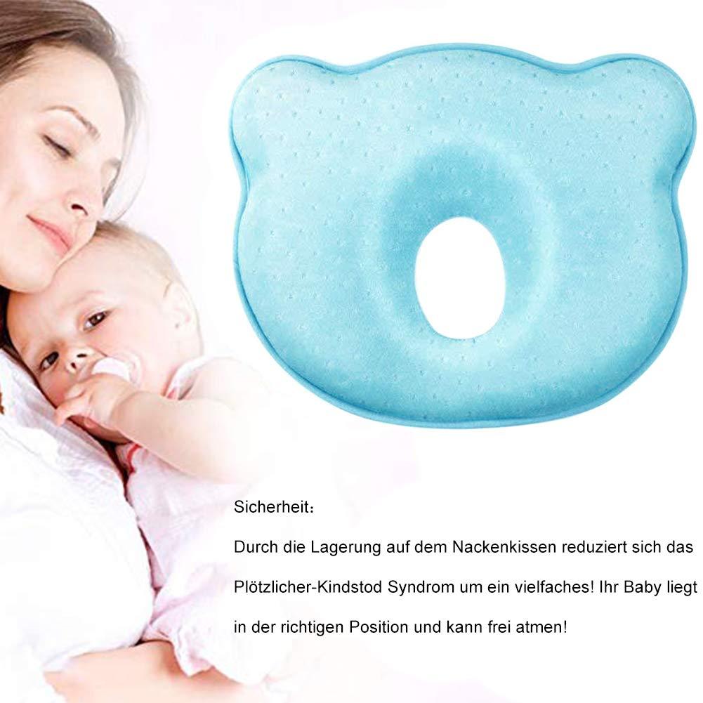 Almohada de bebe-WENTS Almohada Ortopédica Prevenir/curar la ...