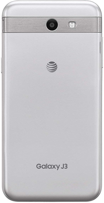 Samsung Galaxy Prime 16GB J327 J3 AT&T T-Mobile Unlocked Smartphone - Silver (Renewed)