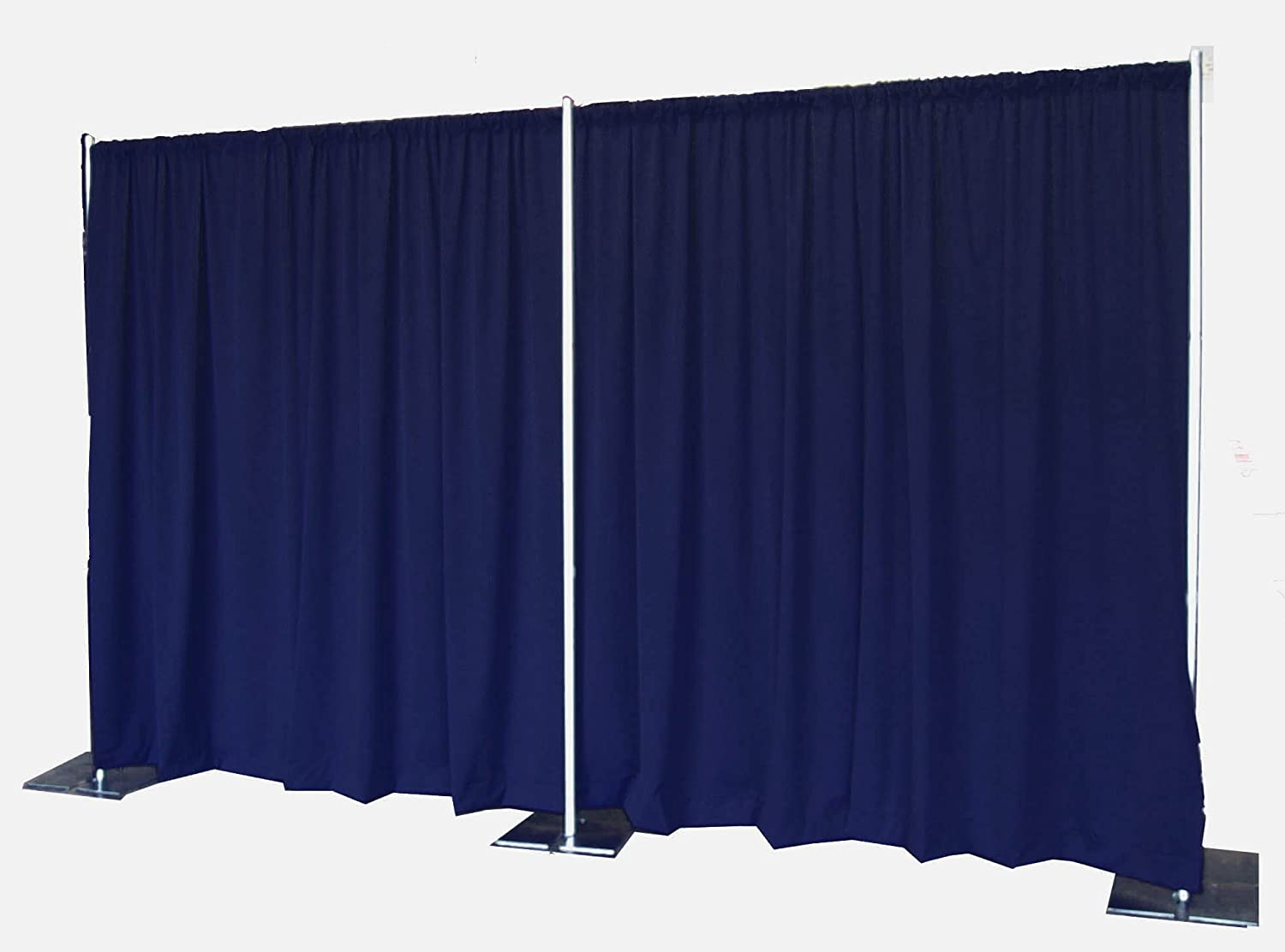 drape popular and event indoor for booth backdrop aluminum drapes wholesale pipes pipe showroom alibaba suppliers cheap