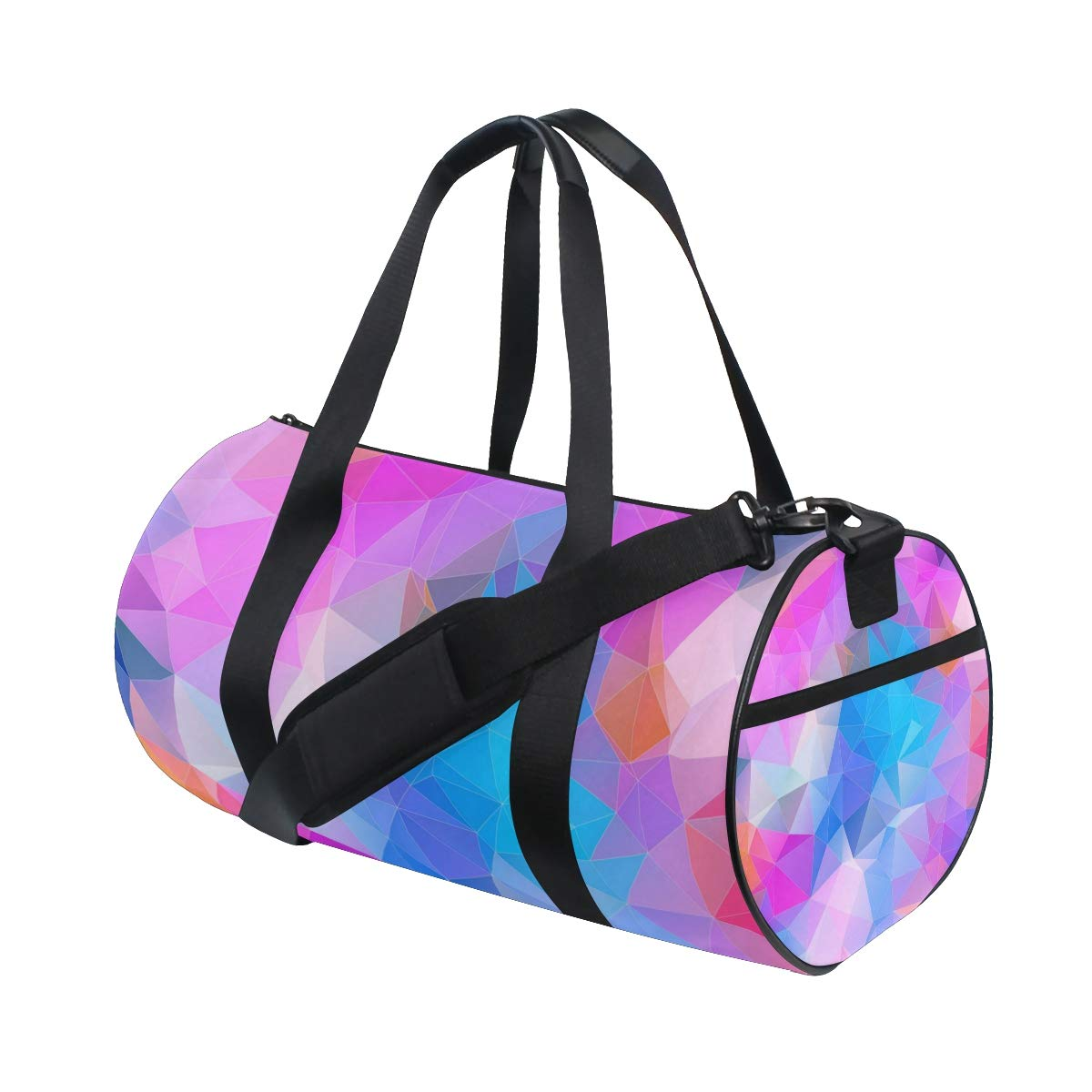 Aurora Ceramic PictureWaterproof Non-Slip Wearable Crossbody Bag fitness bag Shoulder Bag