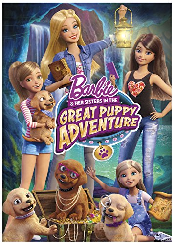 Barbie & Her Sisters in the Great Puppy Adventure DVD - 1