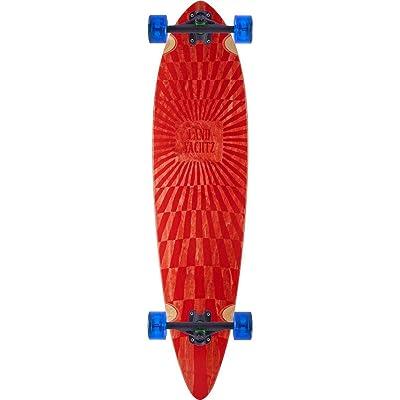 Landyachtz Totem Blaze Longboard Complete: Toys & Games