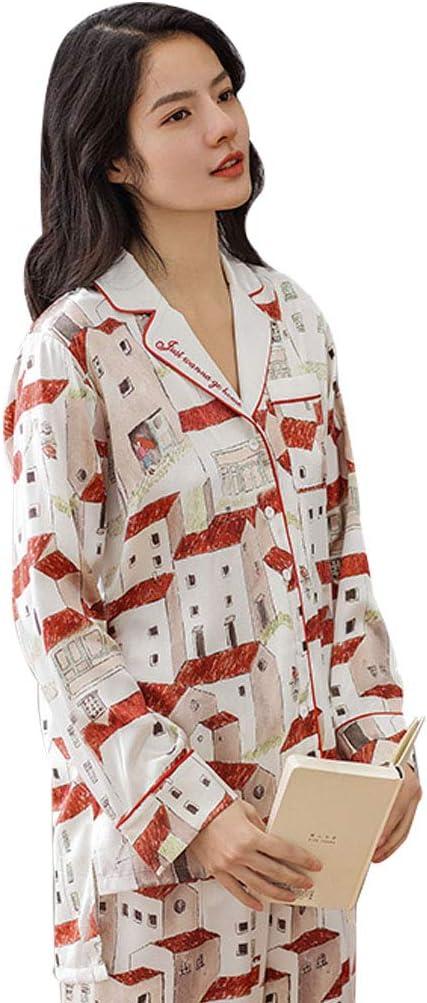 Pijamas Pijamas de pijama para mujer Pijamas de algodón Patrones ...