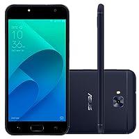 Smartphone Desbloqueado Zenfone Selfie Novo, Asus, ZB553KL-5A136BR, 16 GB, 5.5'', Preto