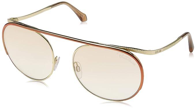 Amazon.com: Gafas de sol Roberto Cavalli RC 1071 33F, color ...