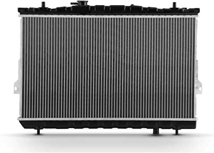 Prime Choice Auto Parts RK914 Aluminum Radiator
