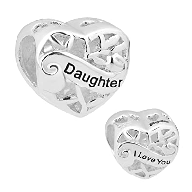 pandora charms for a daughter