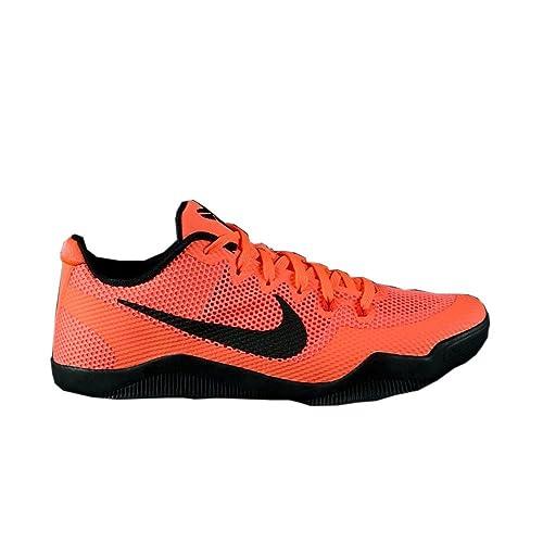 Nike 836183-806, Zapatillas de Baloncesto para Hombre, Naranja Mango/Black/Bright Crimson, 40 EU: Amazon.es: Zapatos y complementos