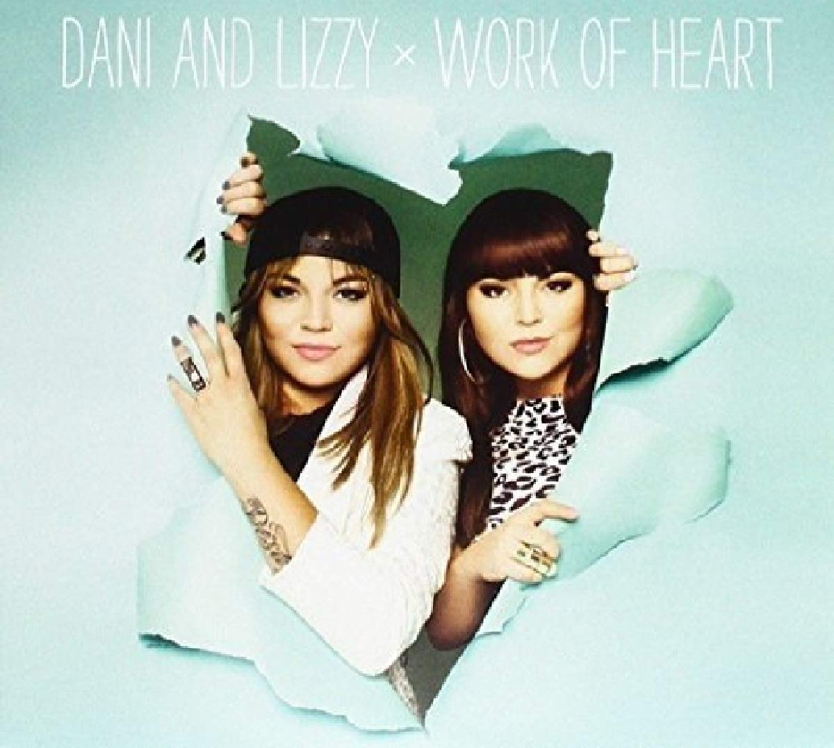 Work Of Heart by CD