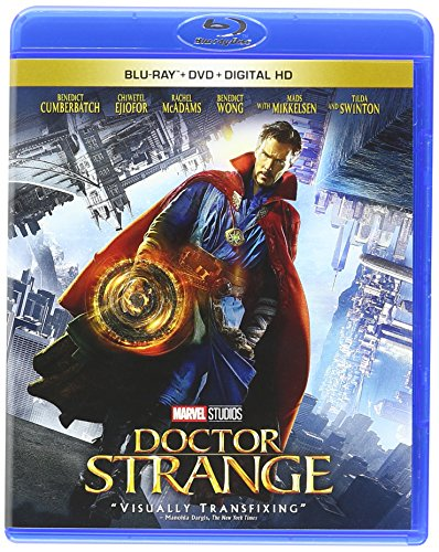 DVD : Doctor Strange [Blu-ray]