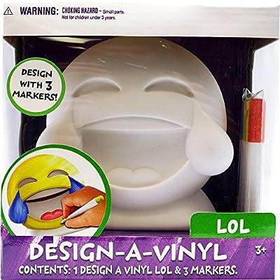 Tara Toys Design A Vinyl LOL Playset: Toys & Games