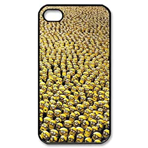 AKERCY Despicable Me Phone Case For Iphone 4/4s [Pattern-1]
