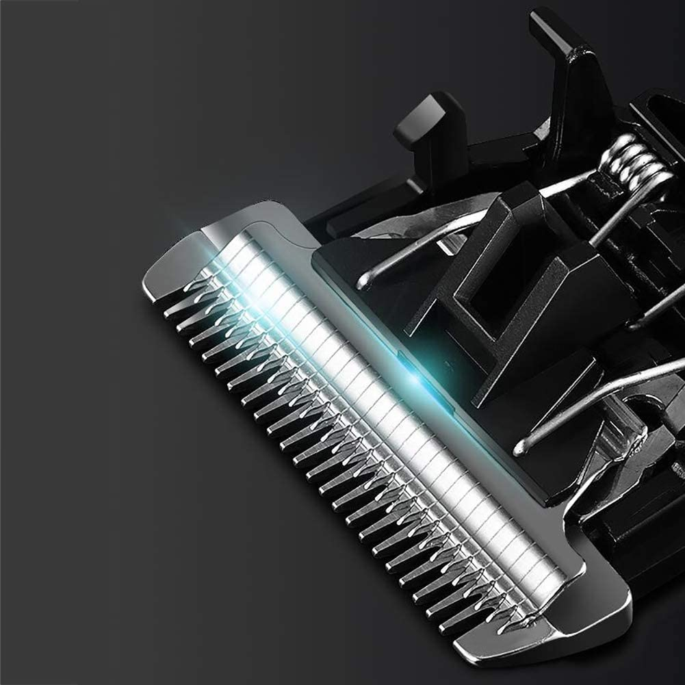 USB Rechargeable Haircut Grooming Kit,Cordless Man Hair Trimmer,for Home Styling,Waterproof Hair Cutting Kit A A wWOK5