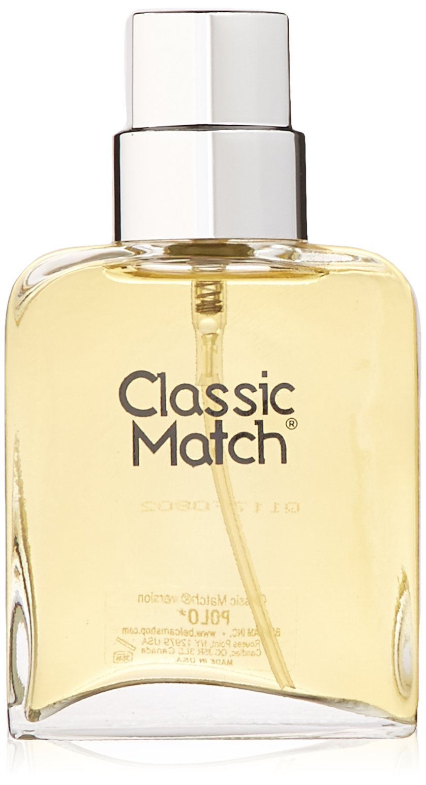 Classic Match, version of Polo Eau de Toilette Spray for Men